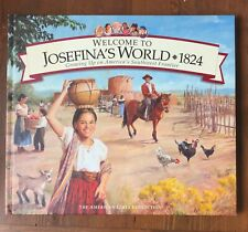 Welcome to JOSEFINA'S WORLD 1824 American Girls Collection HB