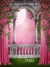 Fairy Tale Vinyl Backdrop Studio CP Photography Prop Photo Background 5X7FT TH93