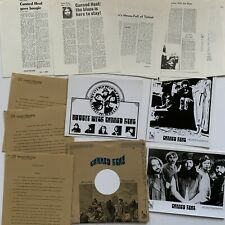 1969 Canned Heat Press Kit Boogie LP Photo Psych Blues Handbill Poster The Doors