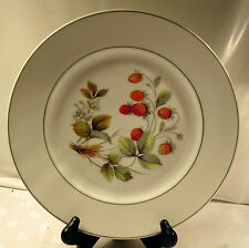 Rosenthal Group Germany Classic Rose Collection Dinner Plate w/Strawberries