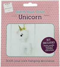 Stitch Your Own Hanging Unicorn