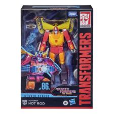 Transformers Studio Series 86 Hot Rod Voyager Class Figure