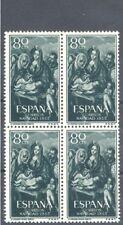1955 NAVIDAD EDIFIL 1184 ** MNH COMPLET SERIES SPAIN   TC11111