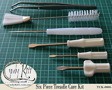 Six Piece Service Kit For Treadle Sewing Machines