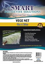 Vege Net 6m x 20m Fruit fly / Insect exclusion