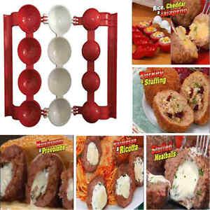Meatballs Fish Balls Kitchen Homemade Stuffed Meatballs Maker Cooking Tools