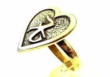 The Mortal Instruments Love Rune ring sterling silver 925 size 3-14