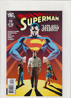 Superman #713 VF/NM 9.0 DC Comics 2011 Clark Kent
