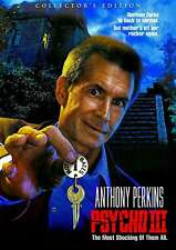 New: Psycho Iii - Collector's Edition Dvd