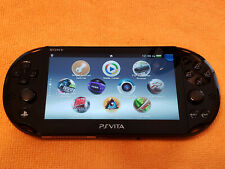 Negro Slim PS Vita 2000 3.65fw, henkaku Enso 128GB (PSP, PS1, Retro)