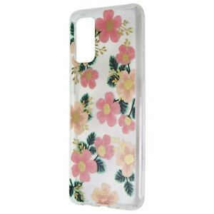 Sonix Clear Coat Hybrid Case for Samsung Galaxy (S20+) - Clear/Southern Floral