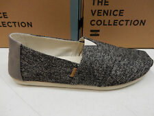 TOMS MENS SHOES CLASSIC BIRCH TECHNICAL KNIT SIZE 10.5