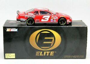 Dale Earnhardt Sr 1998 #3 Coke Monte Carlo 1:24 Action Elite Limited /12500
