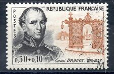STAMP / TIMBRE FRANCE OBLITERE  N° 1298 GENERAL DROUOT