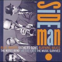 Side Man - 1996 Original Broadway Cast Soundtrack CD