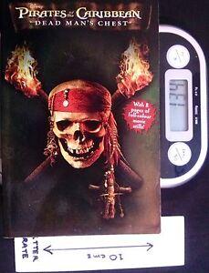 Dead Man's Chest - PB 1st Ed novelisation by Irene Trimble