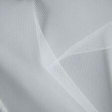 TULLE AL METRO COLOR BIANCO H 150CM tessuti decorazioni creazioni 012 150-010