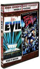 Roger Corman's Cult Classics: The Evil/Twice Dead (DVD New)