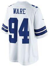 2c342eb0e DeMarcus Ware Nike Dallas Cowboys Replica Game White Jersey XL Ship   94