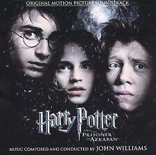 HARRY POTTER AND THE PRISONER OF ASKABAN Soundtrack Score CD John Williams *MINT