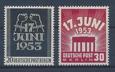 Berlin 110/11 einwandfrei postfrisch / 17. Juni ................................