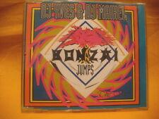 MAXI Single CD DJ YVES & DJ MAIKEL The Kiss 3TR BONZAI RECORDS JUMPS