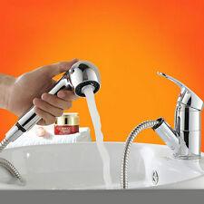 Spültischarmatur mit ausziehbar Brause Küchenarmatur Einhand Wasserhahn