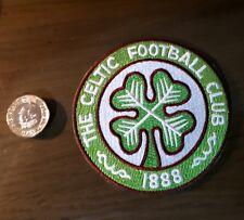 """Retro Celtic Irlande Football patch 3 1/2"""" (A Coudre/Fer Sur)"""