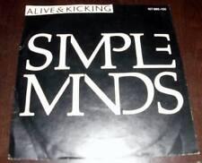 "Simple Minds Alive & kicking (1985)  [7"" Single]"