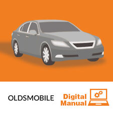 Oldsmobile - Service and Repair Manual 30 Day Online Access
