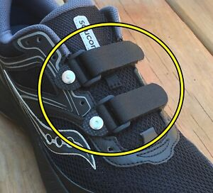 Replace-A-Lace Adaptive Shoelaces No Tie Touch Fastening Straps to Replace Laces