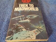Star Trek: Trek to Madworld by Stephen Goldin