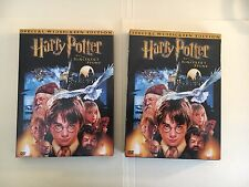 Harry Potter and the Sorcerers Stone (DVD, 2-Disc Set, Widescreen) -  HOME USED