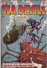 Sea Devils #15 F/Vf To Vf-