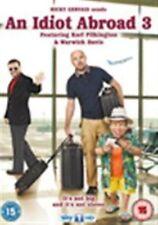 An Idiot Abroad - Series 3 [DVD], Very Good DVD, Stephen Merchant, Ricky Gervais