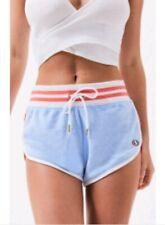 NEW Champion LIFE Women's Terry Cloth Short SZ XL LIGHT Blue