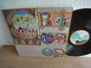 King Crimson – Lizard 70s Lp Laminated Gatefold Prog Rock Island Records