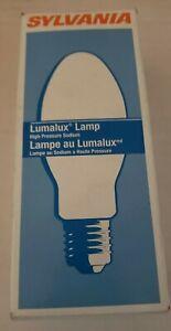 LU50 MED SYLVANIA 67502 HPS50 WATT LUMALUX HIGH PRESSURE SODIUM MEDIUM BASE