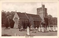 POSTCARD   BUCKINGHAMSHIRE   HORTON   Church    RP