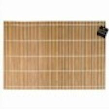 Unbranded Bamboo Rectangle Placemats