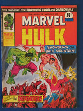 Marvel Comic - The Mighty World of Marvel - Incredible Hulk - Issue 151 - 1975