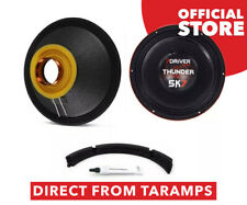 "1x Recone Kit 12"" 7Driver Taramps Thunder 5k7 4 Ohm Direct from Taramps"