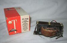 (1) Nos Triad Ty-74S Transformer for transistor power supply ham radio audio amp