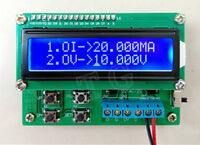4-20mA 0-10V Voltage signal generator 0-20mA current signal transmitter Digital