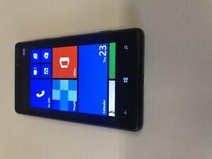Nokia Lumia 820 - 8GB - Black (Unlocked) Smartphone