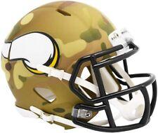 NFL San Francisco 49ers Camo Mini Helm Speed Riddell Footballhelm Camouflage