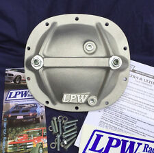 JEEP 10 BOLT, DANA 35 DIFFERENTIAL ALUMINUM AXLE REAR COVER, WRANGLER, CHEROKEE