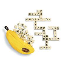 Bananagrams Spelling Word Game Toy Crossword Banana Letter
