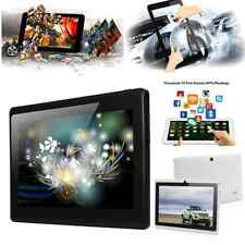 "Unlocked 7"" inch A33 Android 4.4 Tablet Phablet PC Quad Core WiFi 4GB Black Hot"