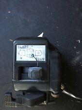 left side handlebar control choke turn signal 1983 Suzuki GS450